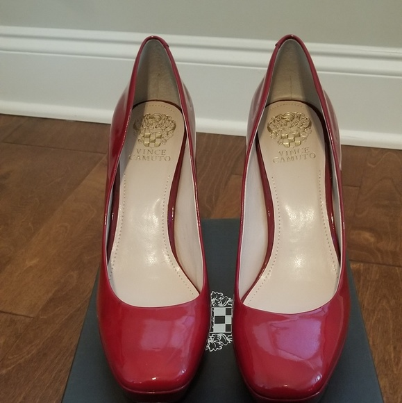 3bb30a749 Vince Camuto Shoes | Crimson Pumps | Poshmark
